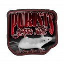 Sticker tony dubois rusty garage kustom kulture purists gonna hate rats
