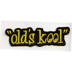 Patch ecusson olds kool moon eyes themocollant kustom oldschool
