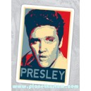Sticker elvis presley art rock'n'roll rockers 8