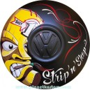 Sticker Strip'n'Shop anne-lise SnS enjo tiki one shot pinstriping