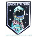 Patch ecusson thermocollant Space explorer