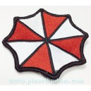 Patch ecusson logo Umbrella Corporation Résident évil Geeks