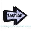 Patch ecusson thermocollant fashion mode girly