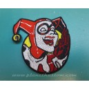 Patch ecusson thermocollant DC Comics BD harley quiin retro