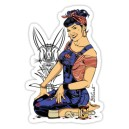 Sticker pin up rosie pinstrip d.Vicente 3