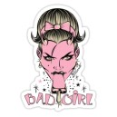 Sticker pin up pink ice bad girl d.Vicente 31