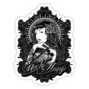 Sticker lily tattoo sleeve pin up design nb dia de los muertos 16